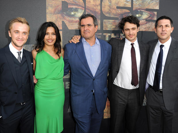 """""""Rise of the Planet of the Apes"""" premiere"""