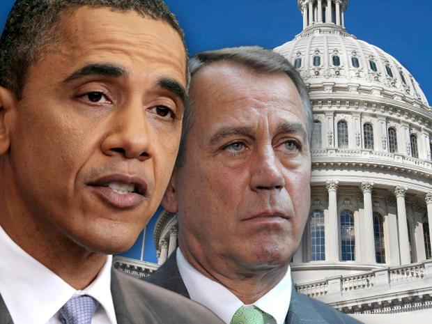 John Boehner, President Barack Obama