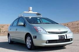 Google self-driving car crash caused by human error - says Google