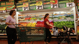 Brooklyn Fairway grocery store