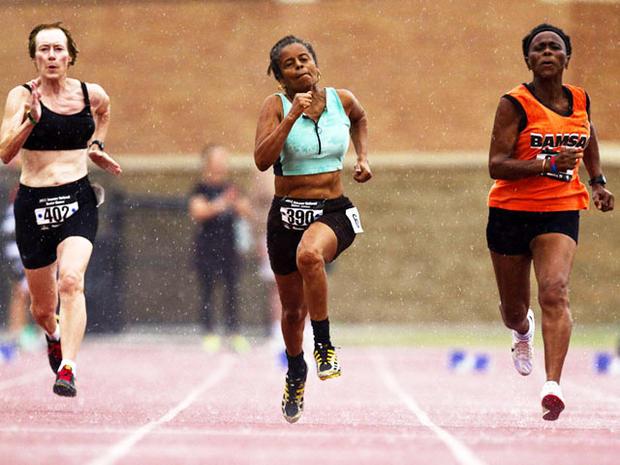 Amazing aging athletes: Buff bodies battle at Senior Games
