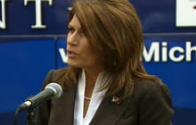 Bachmann under pressure to perform in Iowa
