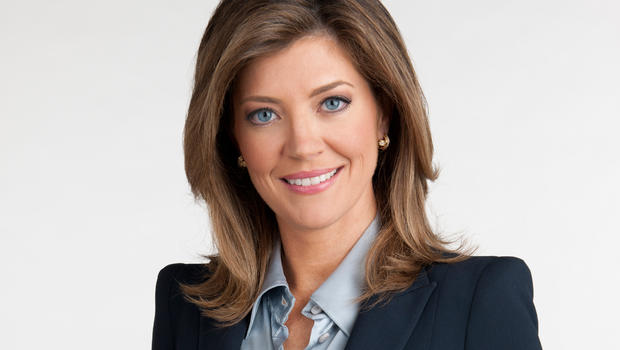 Cbs Morning Show Norah O'donnell Norah O'donnell Named Cbs