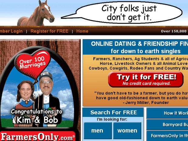 Dating site farmers ranchers
