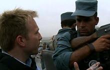 Seth Doane in Afghanistan
