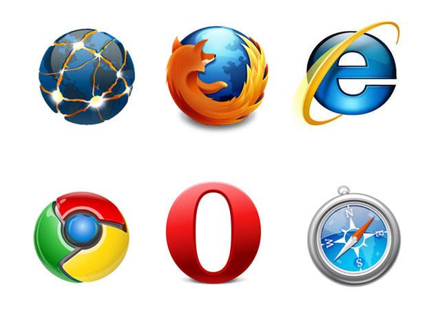 Web browser wars: developers defend themselves
