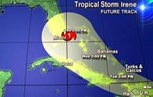 First hurricane of the season threatens Gulf