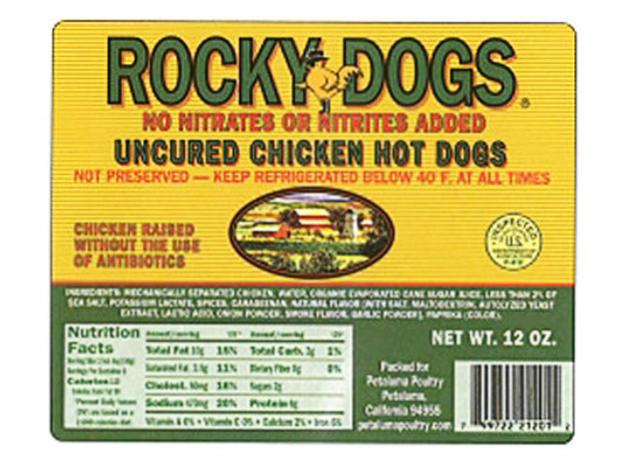 Hot dogs: Good choices, bad choices
