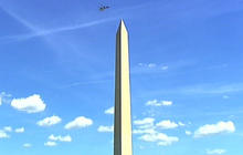 Washington Monument inspected for earthquake damage