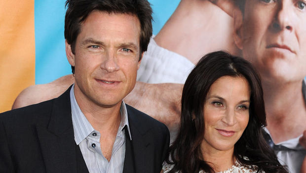 Jason Bateman And Wife Paul Anka Jason Bateman And Wife