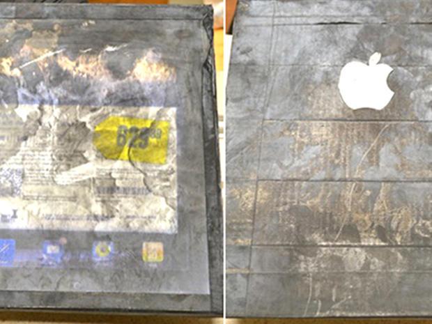 Wooden iPad