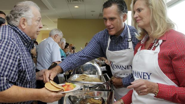 Mitt Romney in New Hampshire