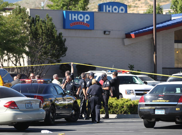 Nevada IHOP shooting leaves 4 dead