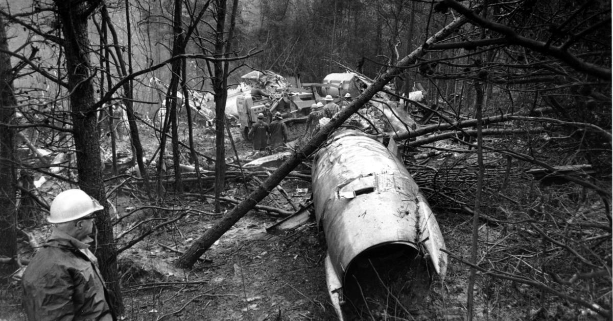 marshall plane crash research paper