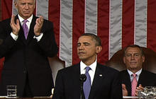 Obama reminds Congress next election 14 months out