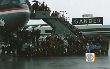 9/11 refuge revisited: Gander Airport