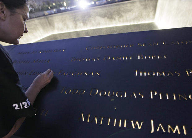 10 years later: Remembering 9/11 at ground zero
