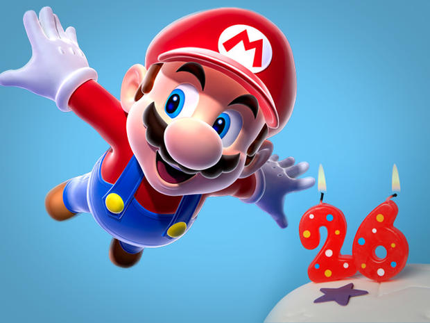 Super Mario Bros. turns 26!