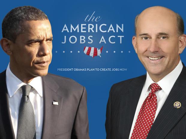 Obama, Louie Gohmert