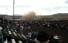 Reno air race survivor recalls tragic accident