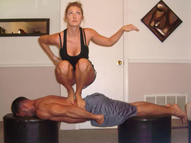 """LOL-worthy """"teapotting"""" photos - it's the new """"planking"""""""