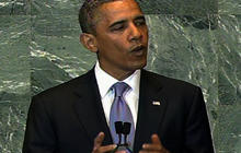 Obama: No shortcut to peace in Middle East