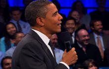 Question to Obama: Would you raise my taxes?