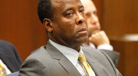 A former patient of Dr. Conrad Murray says the doc saved his life