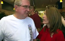 "Bachmann agrees with ""impeach"" Obama wish"