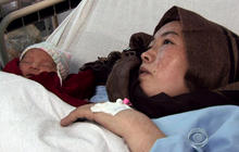 Afghanistan midwives give a better chance at life