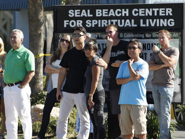 Seal Beach, Calif. salon shooting suspect identified