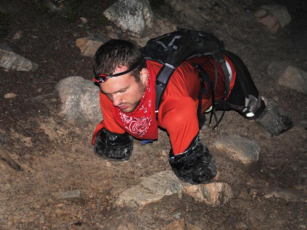 No arms, no legs? No excuses - Amputee to climb Kilimanjaro