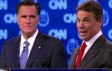 "Perry defends pastor's ""Mormonism cult"" comments"