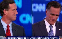 "Santorum, Gingrich pile on ""Romneycare"""