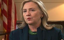 Clinton on Qaddafi: We came, we saw, he died