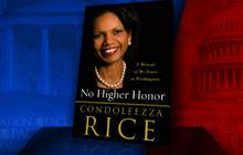 Condoleezza Rice was concerned over post-war Iraq