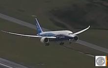 Flying on Boeing's 787 Dreamliner