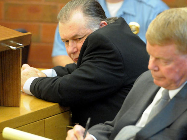 Conn. man convicted of kidnapping ex-wife, arson