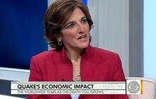 Earthquake's economic impact