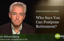 Can You Really Postpone Retirement?