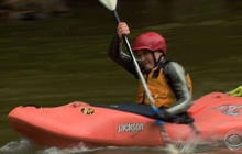 Kayaking gives wounded vets therapy on the water