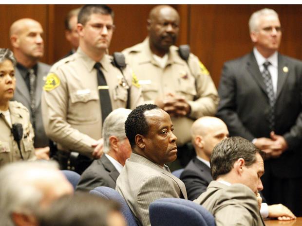 Conrad Murray: Verdict day