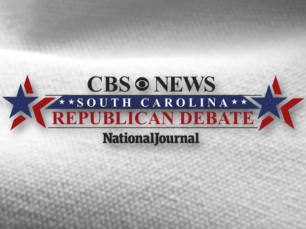 GOP candidates ready for CBS News/National Journal debate ...