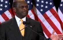 Cain addresses sex harassment accusations
