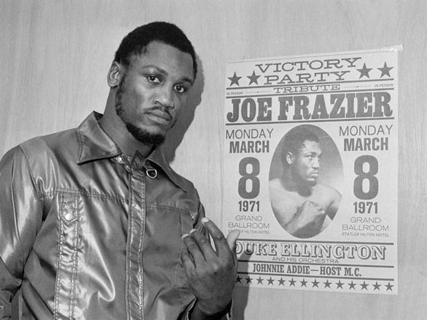 """Smokin' Joe"" Frazier 1944-2011"