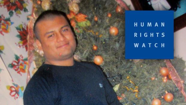Gustavo Acosta Luján is seen in an undated photo.