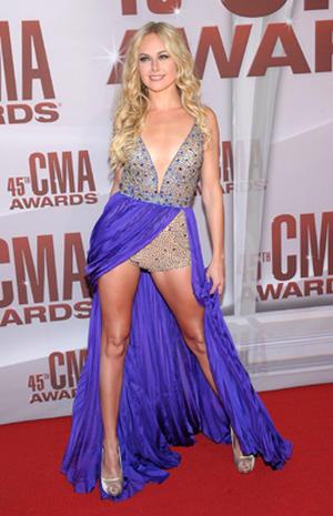 2011 CMA Awards arrivals
