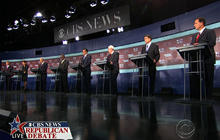 In Full: The CBS News/NJ GOP debate