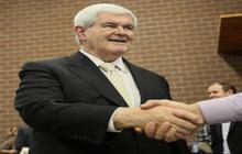 "Gingrich embraces Washington ""insider"" label"