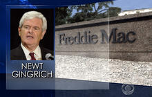 Gingrich's ties to Freddie Mac